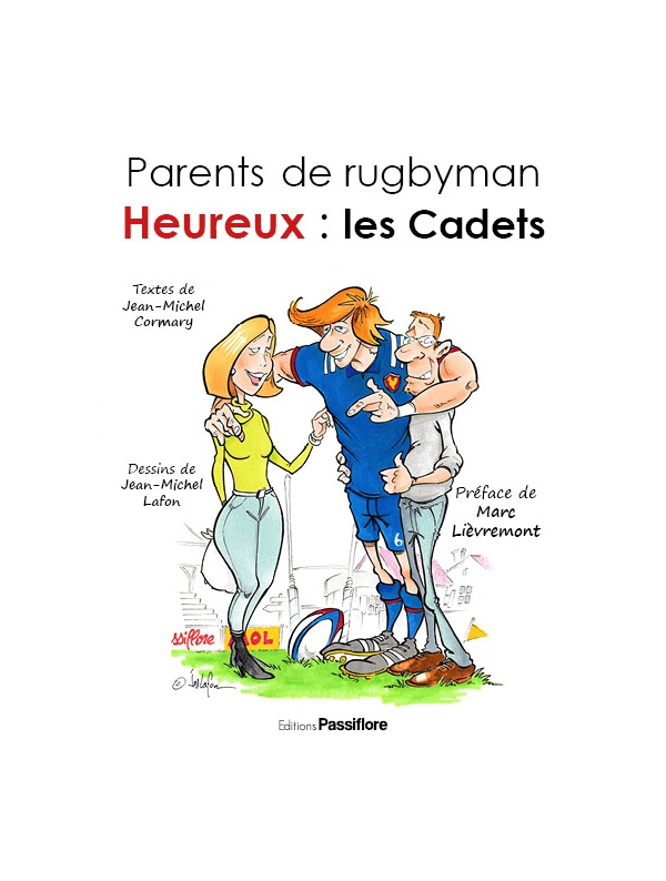 1re Parents de rugbyman heureux : Les cadets
