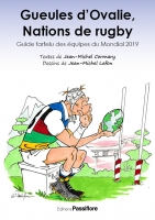 Gueules d'Ovalie, Nations de rugby