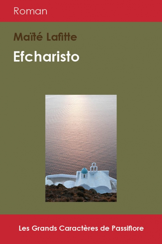 Efcharisto (Grands Caractères)