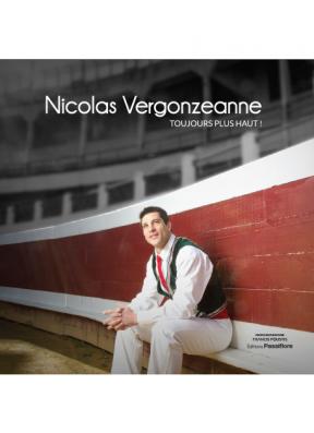 Nicolas Vergonzeanne, toujours plus haut !