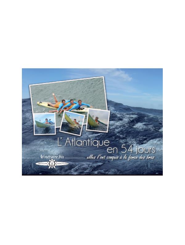 L'Atlantique en 54 jours