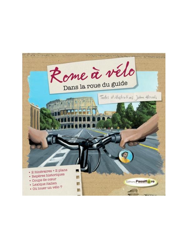 Rome à vélo