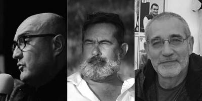 Cazorla Michel, Cormary Jean-Michel et Pralong Patrick