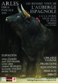 Bernard Carrére en Arles les 4 & 5 avril 2015 - Auberge Espagnole