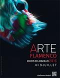 Marc Dubos au Festival Arte Flamenco à Mont de Marsan du 4 au 9 juillet 2016 - Dédicace Place Saint Roch