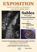 Michel Barrière en exposition à La Charité sur Loire du 3 au 26 novembre