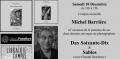 Rencontre Dédicace avec Michel Barrière chez Campus (Dax) le 10 décembre de 11h à 13h