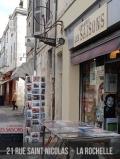 Apéro littéraire à La Rochelle avec Pascale Dewambrechies le samedi 17 juin à 12h