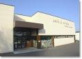 Florence d'Oria en dédicace à la librairie Le Forum Arts et Livres à Mouans-Sartoux (06) le 20 décembre