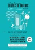 """Les éditions Passiflore au festival """"Les Landes, terres de talents"""" (Mont-de-Marsan) les 21 et 22 septembre"""