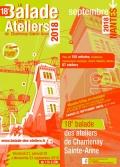 Fabienne Thomas à la Balade des Ateliers de Chantenay (Nantes) le 22 septembre de 11h à 18h