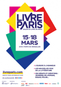 Les éditions Passiflore au salon du livre de Paris le lundi 18 mars