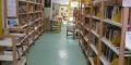 Fabienne Thomas à la bibliothèque de Petit-Mars le 17 mai