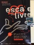 Les éditions Passiflore l'Escale du Livre de Bordeaux du vendredi 5 au dimanche 7 avril