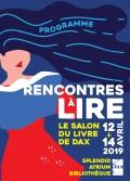 Les éditions Passiflore au salon Les Rencontres à Lire de Dax du vendredi 12 au dimanche 14 avril