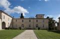 Pascale Dewambrechies, Chantal Detcherry et Jean-Marc Benedetti au Château Castera le jeudi 22 août
