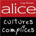 Jean-Michel Cormary et Jean-Michel Lafon à la librairie Alice Cap Ferret le samedi 17 août