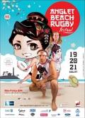 Passiflore à l'Anglet Beach Rugby Festival du vendredi 19 au dimanche 21 juillet