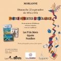 Les éditions Passiflore à Morlanne le dimanche 22 septembre