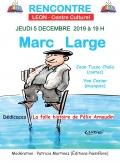Soirée Félix Arnaudin au centre culturel de Léon (40)  le jeudi 5 décembre à partir de 19h