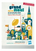 """Nos auteurs rugbyphiles au Festival """"Le Grand Maul"""" du 17 au 20 juin à Saint-Paul-lès-Dax !"""