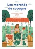 Les Éditions Passiflore aux marchés de Cocagne à Dax les 04/08, 18/08 et 01/09