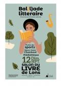 Les Éditions Passiflore, Chantal Detcherry et Léon Mazzella au 1er Salon du Livre de Lons le 12 septembre