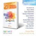 Les Éditions Passiflore et leurs auteurs au Salon du livre d'Orthez le 25 et 26 septembre