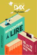 Les Éditions Passiflore et leurs auteurs seront aux Rencontres à lire du 15 au 17 octobre